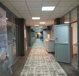 Аренда офиса 800 кв.м, Малая Митрофаньевская ул., дом 4