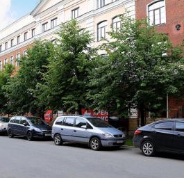 Аренда офиса 28.8 кв.м, Воронежская ул., дом 5