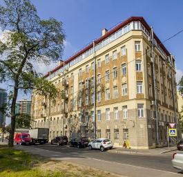 Аренда офиса 30 кв.м, Лисичанская ул., дом 6