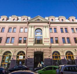 Аренда офиса 93.1 кв.м, Некрасова ул., дом 14