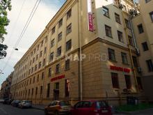Аренда офиса 130 кв.м, Большая Разночинная ул., дом 14