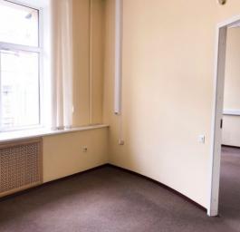 Аренда офиса 86 кв.м, Большая Разночинная ул., дом 14, Литера А