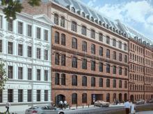 Продажа офиса 1 421 кв.м, Большая Зеленина ул., дом 24