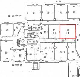 Аренда офиса 49.8 кв.м, Средний В.О. пр-кт., дом 36