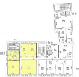 Аренда офиса 216 кв.м, Синопская наб., дом 50