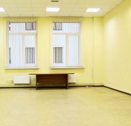 Аренда офиса 39.7 кв.м, Бумажная ул., дом 16