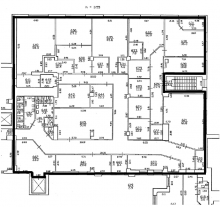 Аренда офиса 805.4 кв.м, Средний В.О. пр-кт., дом 36