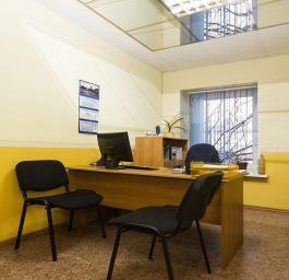 Аренда офиса 27.6 кв.м, Тележная ул., дом 13