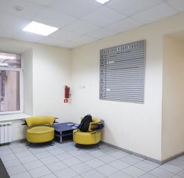 Аренда офиса 46 кв.м, 7-я Советская ул., дом 16