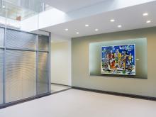 Аренда офиса класса «А» 770 кв.м, Кондратьевский пр-кт., дом 15, Корпус К2, Литера 3