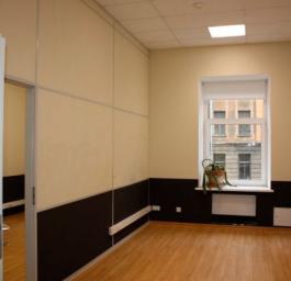 Аренда офиса класса «А» 31.8 кв.м, Чапаева ул., дом 5