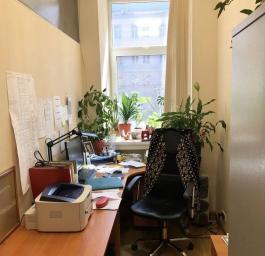 Аренда офиса 160 кв.м, Цветочная ул., дом 25