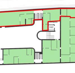 Аренда офиса 234 кв.м, Синопская наб., дом 52