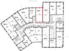 Продажа офиса 106.5 кв.м, Реки Смоленки наб., дом 33
