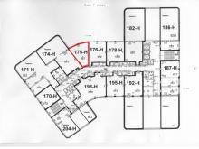 Продажа офиса 48.7 кв.м, Реки Смоленки наб., дом 33