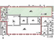 Аренда офиса 290.2 кв.м, Чкаловский пр-кт., дом 50, Корпус 1, Литера А