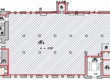 Аренда офиса 794.9 кв.м, Чкаловский пр-кт., дом 50, Корпус 1, Литера А