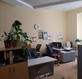 Аренда офиса 44 кв.м, 2-я Советская ул., дом 27