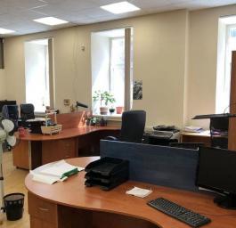 Аренда офиса 108 кв.м, Цветочная ул., дом 25