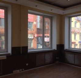 Аренда офиса 40 кв.м, Московский пр-кт., дом 109