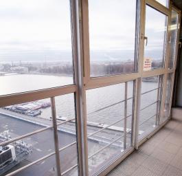 Аренда офиса класса «А» 638.6 кв.м, Выборгская наб., дом 2, Литера А