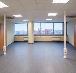 Аренда офиса класса «А» 115 кв.м, Гаккелевская ул., дом 21, Литера А