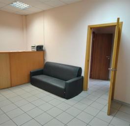 Аренда офиса 54.5 кв.м, Менделеевская ул., дом 9