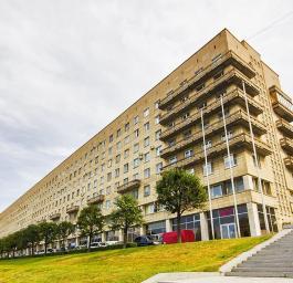 Аренда офиса 130 кв.м, Свердловская наб., дом 60