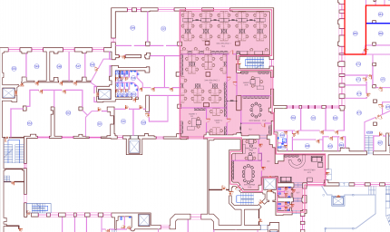 Аренда офиса 639.9 кв.м, Средний В.О. пр-кт., дом 36