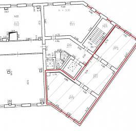 Аренда офиса 102.4 кв.м, Маршала Говорова ул., дом 52