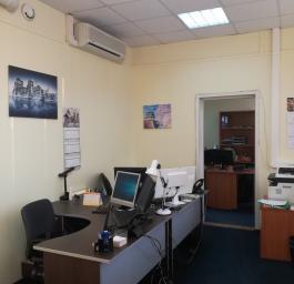 Аренда офиса 116 кв.м, Ленинский пр-кт., дом 160, Литера А
