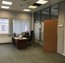 Аренда офиса 500 кв.м, Цветочная ул., дом 16, Корпус 3, Литера Б