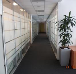Аренда офиса класса «А» 1 301.7 кв.м, Некрасова ул., дом 14