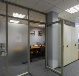 Аренда офиса класса «А» 128 кв.м, Добролюбова пр-кт., дом 8