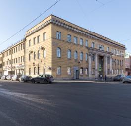 Аренда офиса 1 514 кв.м, Звенигородская ул., дом 9-11
