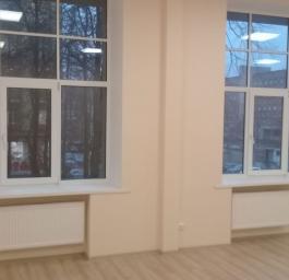 Аренда офиса 128 кв.м, Новолитовская ул., дом 15