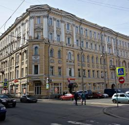 Аренда офиса 185 кв.м, 7-я Красноармейская ул., дом 25