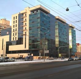 Аренда офиса 603 кв.м, Наличная ул., дом 44, Корпус 1