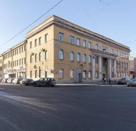 Аренда офиса 6 627.8 кв.м, Звенигородская ул., дом 9-11