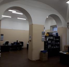 Аренда офиса 75.3 кв.м, Комсомола ул., дом 1-3