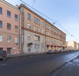 Аренда офиса 48.4 кв.м, Курская ул., дом 27