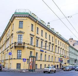 Аренда офиса 130.3 кв.м, Малая Морская ул., дом 23