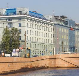 Аренда офиса 168 кв.м, Петроградская наб., дом 18