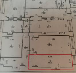 Аренда офиса 25.5 кв.м, Социалистическая ул., дом 14